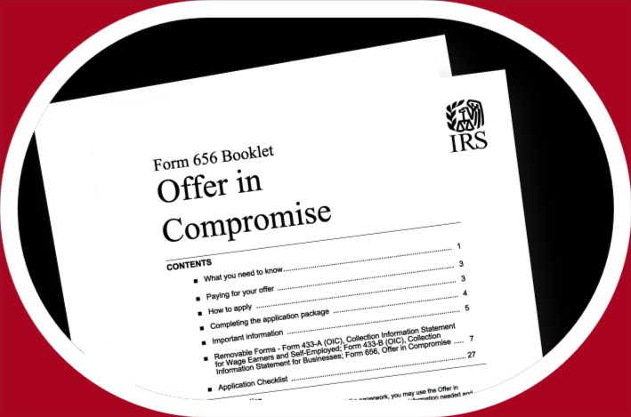 IRS-Offer-In-Compromise-form-656-settlement-tax-debt